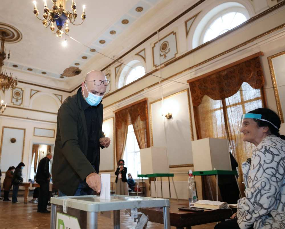Ivane Machavariani: It Is Not Difficult to Guess Who I Voted For