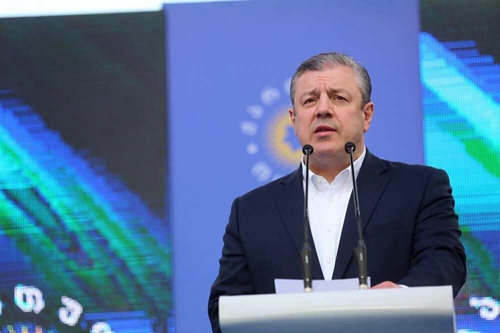 Georgia's Ex-PM Giorgi Kvirikashvili Comments on Elections 2020
