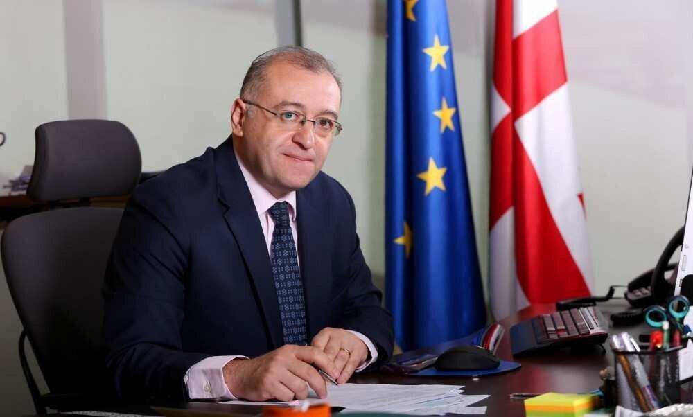 Central Banking: Georgia's Gvenetadze on Implementing an Aggressive Reform Agenda