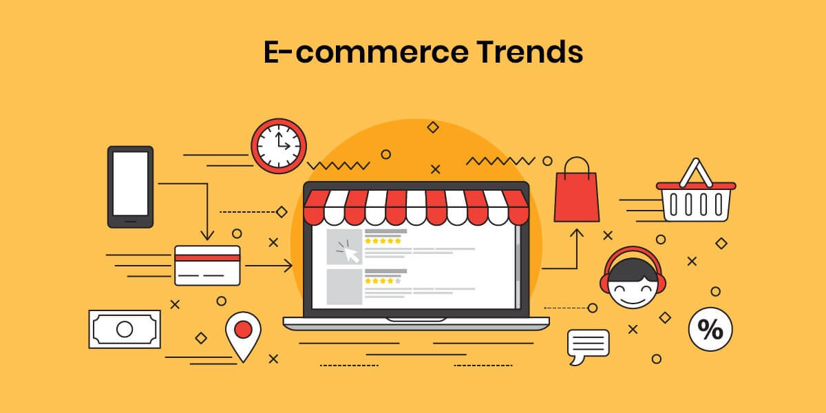 Five E-Commerce Trends That Will Change Retail In 2021