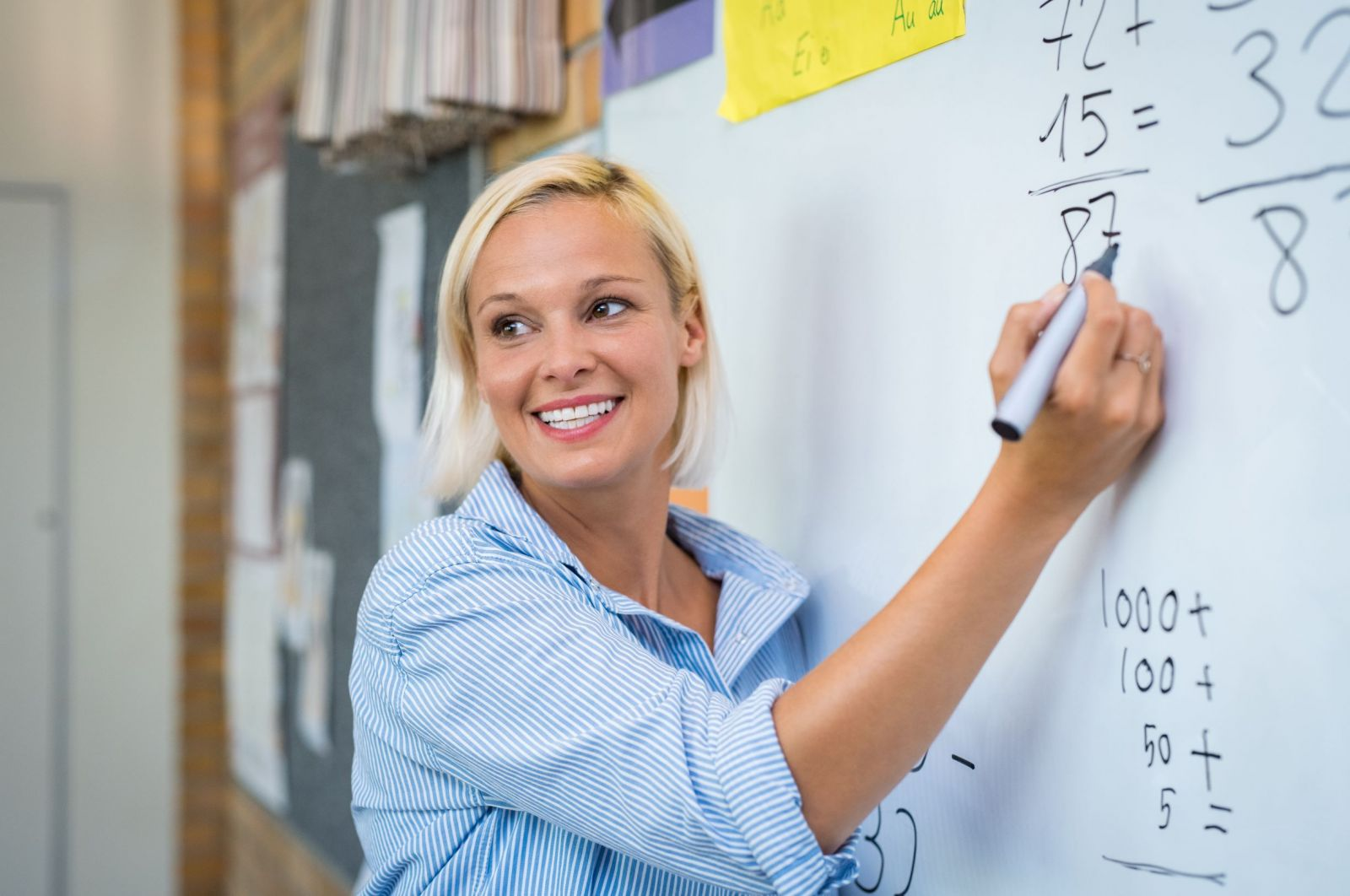 Teachers' Salaries in Ukraine to Increase by 30% This Year