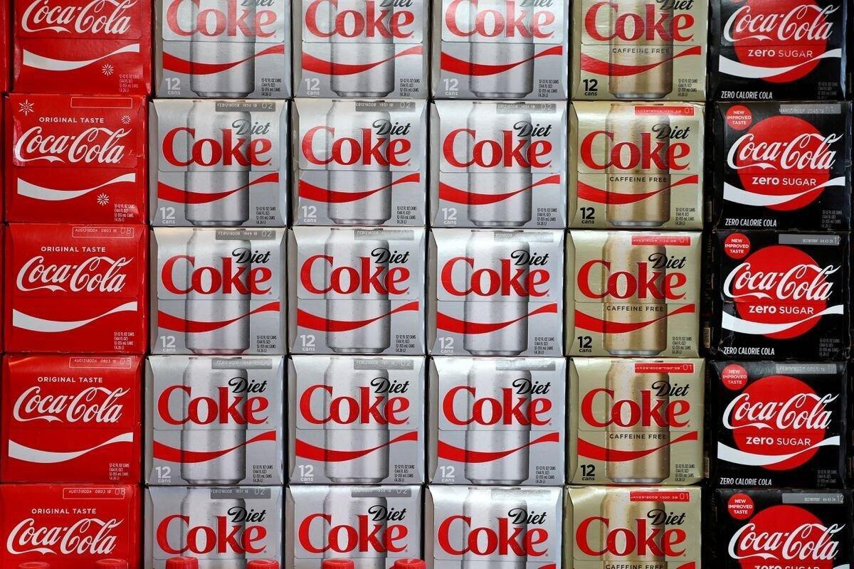 Coca-Cola Discontinues Energy Drink in N.America