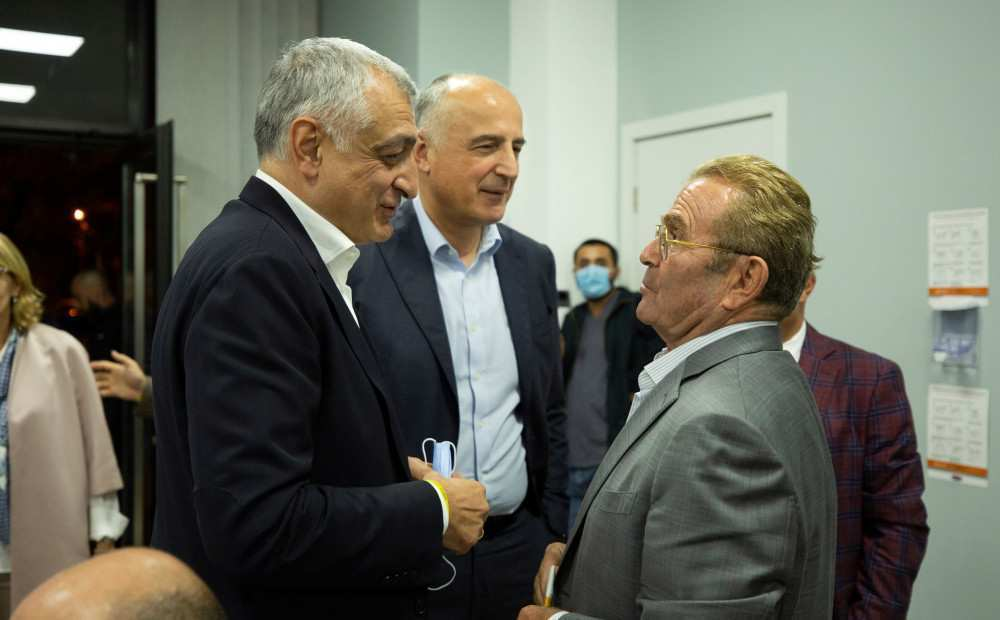 Temur Chkonia: Mamuka Khazaradze Is One of the Best Candidates for the Post of Prime Minister