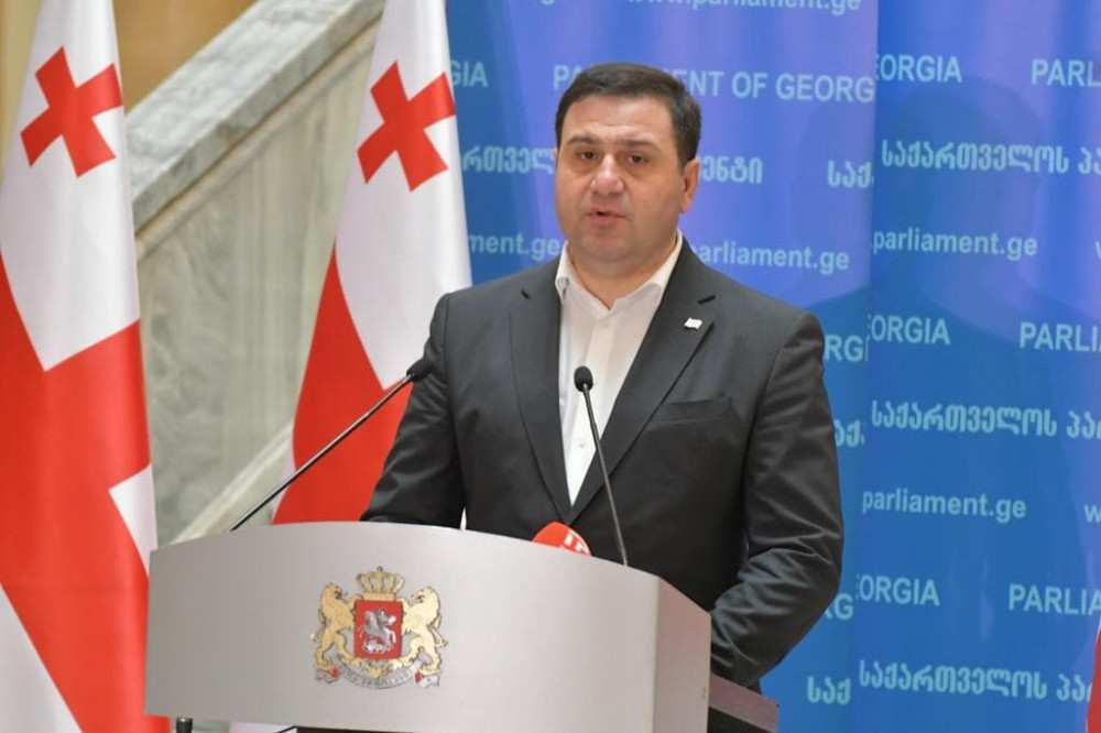 Levan Koberidze Demands to Hold a Parliamentary Debate on the Issue of Postponing the Elections