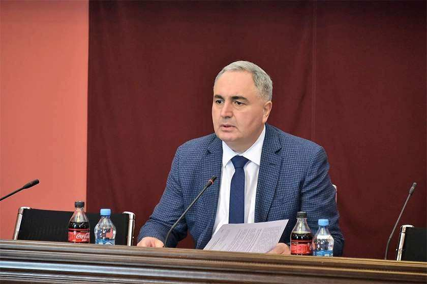Kovzanadze: Macroeconomic Parameters Will Be Maintained in the Budget, Other Indicators May Be Adjusted