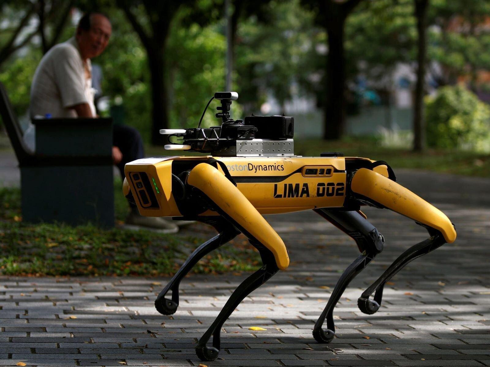 Hyundai Has Bought Robot Maker Boston Dynamics From SoftBank in a $1.1 Billion Deal