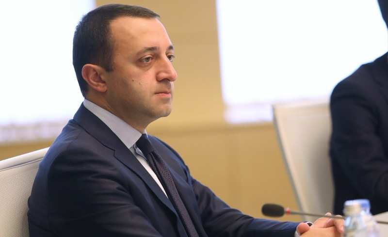 Georgian Dream has nominated Irakli Gharibashvili as a candidate for the post of Prime Minister