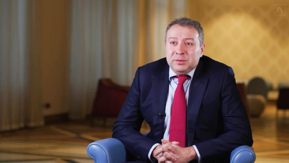 Kakha Kiknavelidze wants to put Armenian Ameria Bank on the international stock exchange