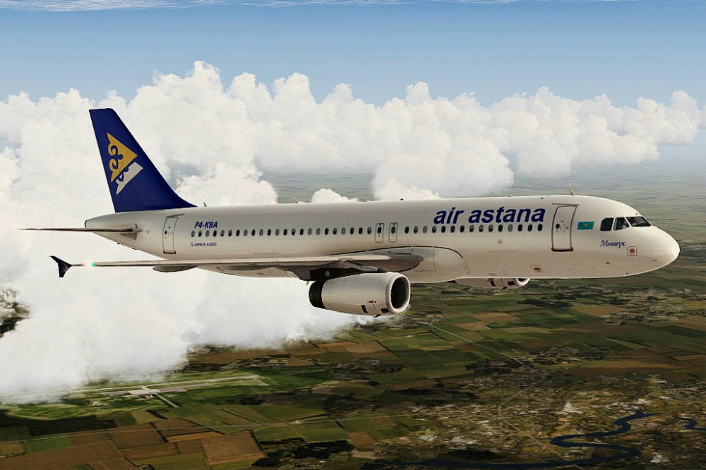 From May 15, Air Astana will start flights in the direction of Almaty-Batumi