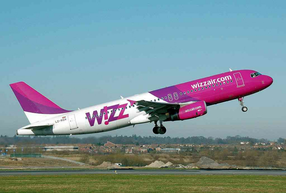 Wizz Air resumes flights from Kutaisi in 4 directions