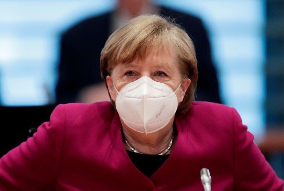 Merkel says lockdowns, curfews vital to break Germany's third wave