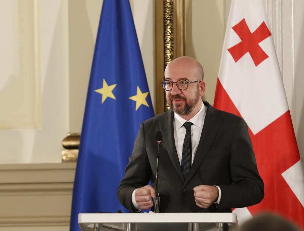 Charles Michel's new proposal includes a part about early elections