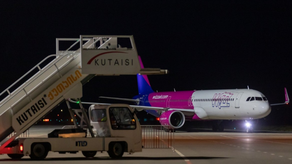 Wizz Air adds 4 directions from May - Tamar Archuadze