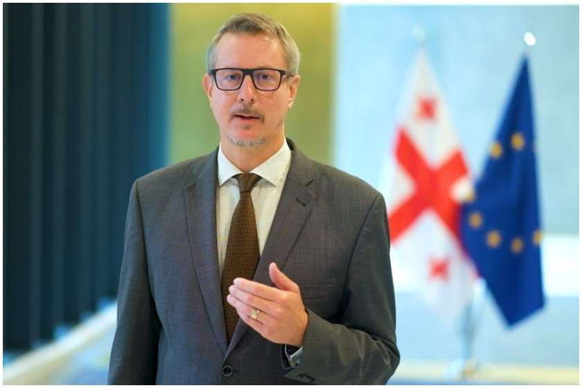 The EU will remain Georgia's main development partner - Carl Hartzell