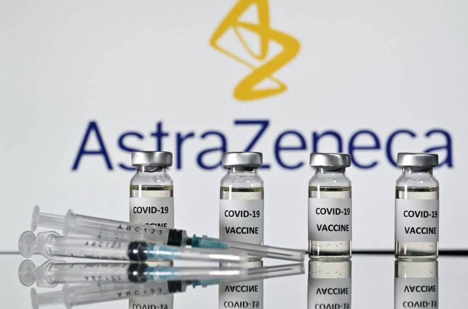 AstraZeneca made available to all above the age of 45