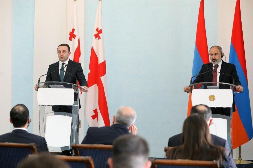"""We Want Peace, Stability, and Development in Armenia"" – Georgian PM"