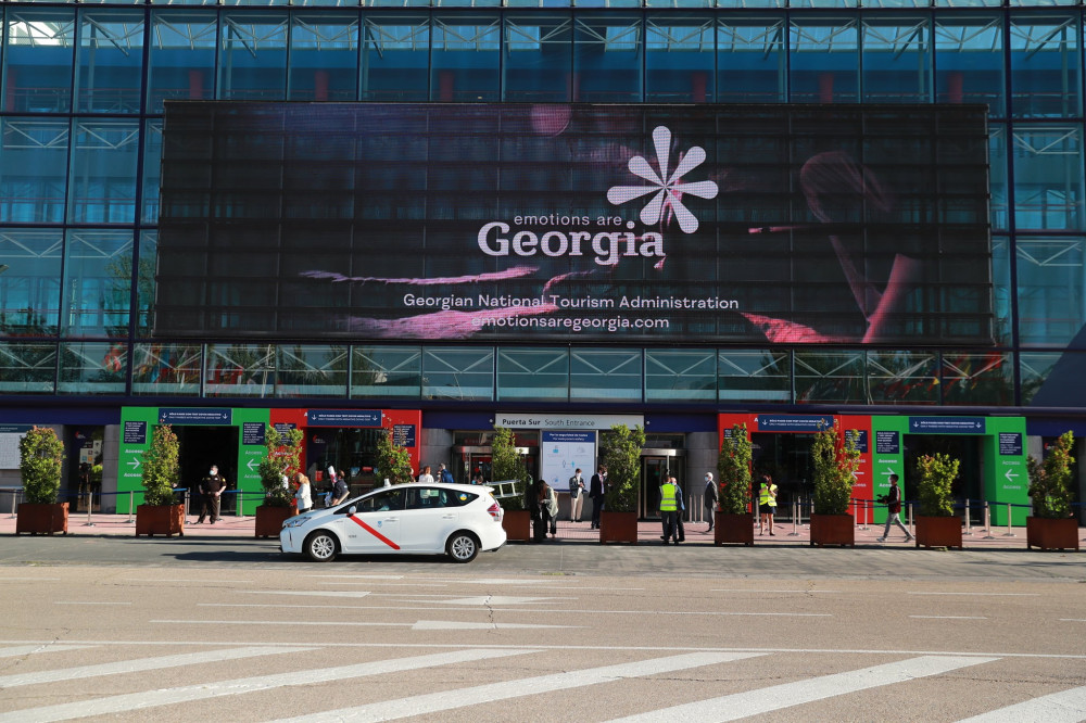 Georgia Is a Partner Country of the Spanish International Tourism Exhibition