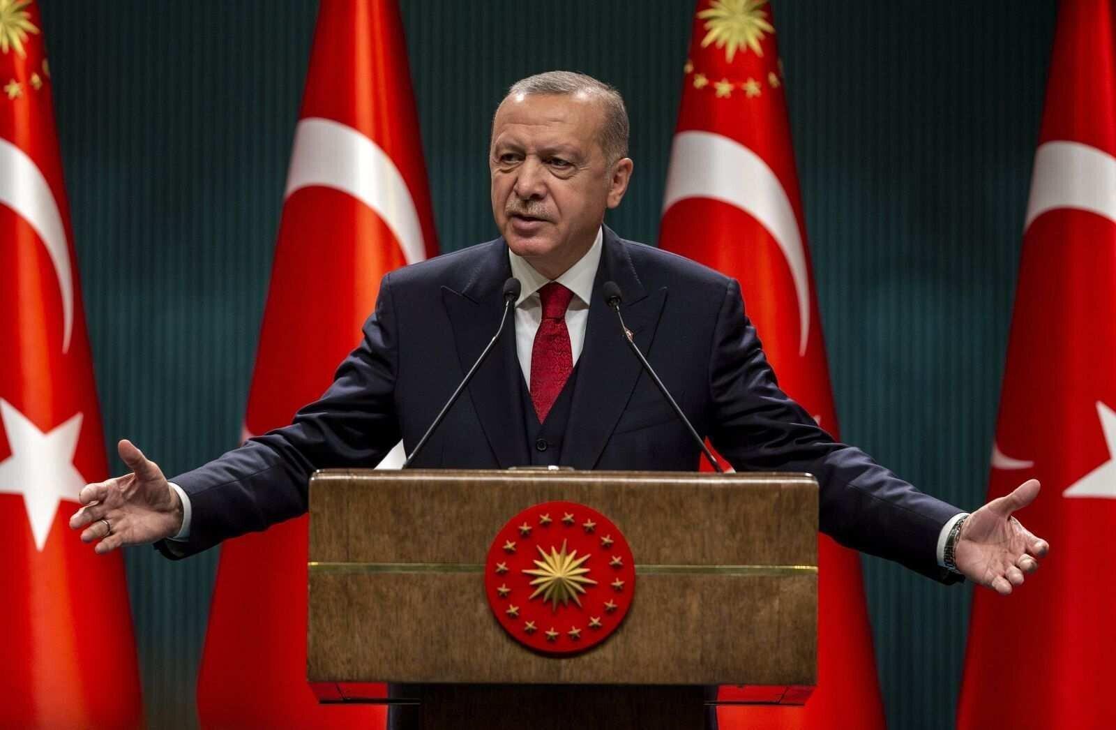 Erdogan Calls on EU for Dialogue