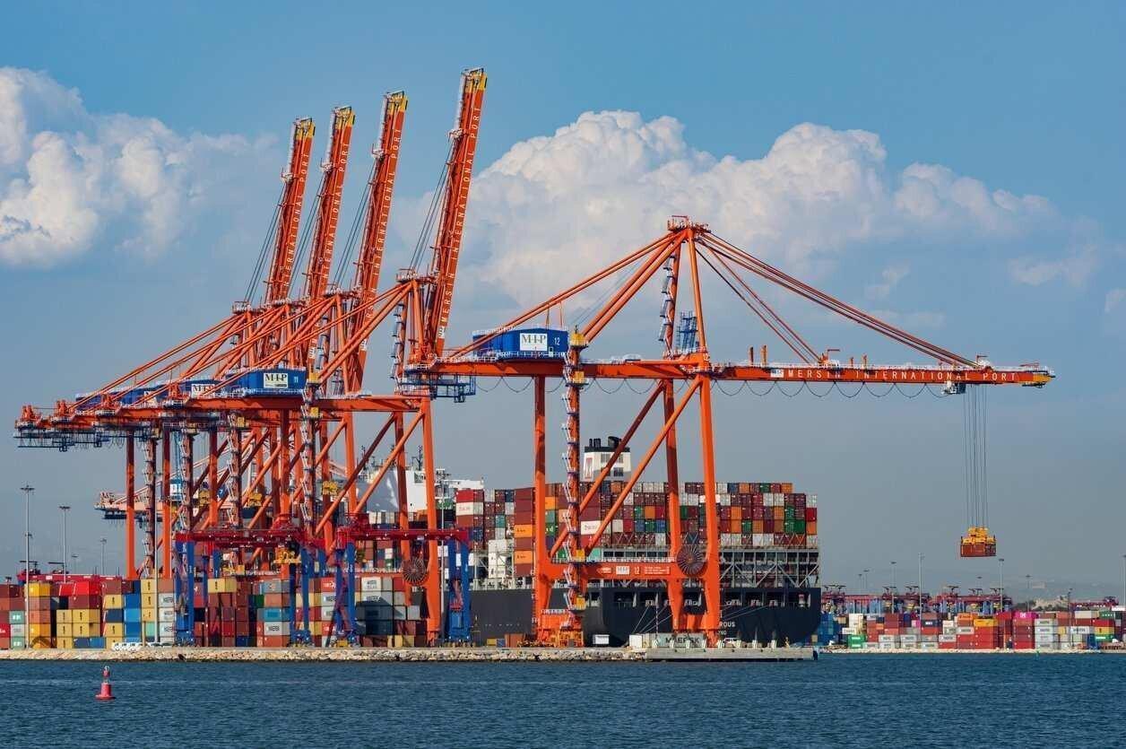 Regional Transit Hub Port in Eastern Mediterranean – Turkey