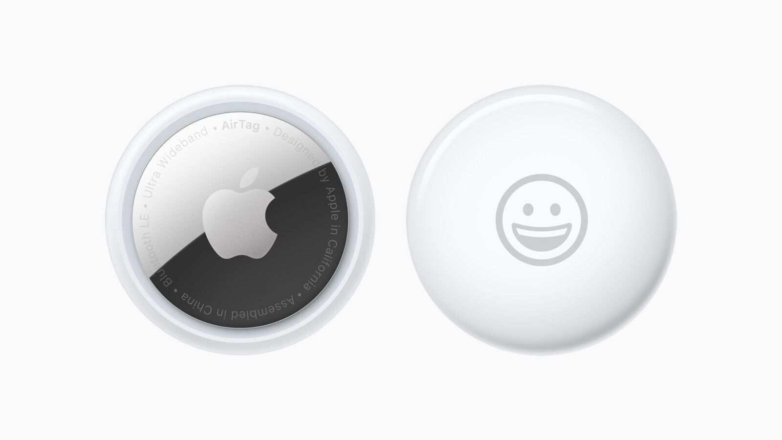 Apple introduces AirTag