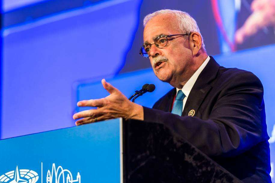 Connolly Elected NATO PA President, Vows to Champion Values
