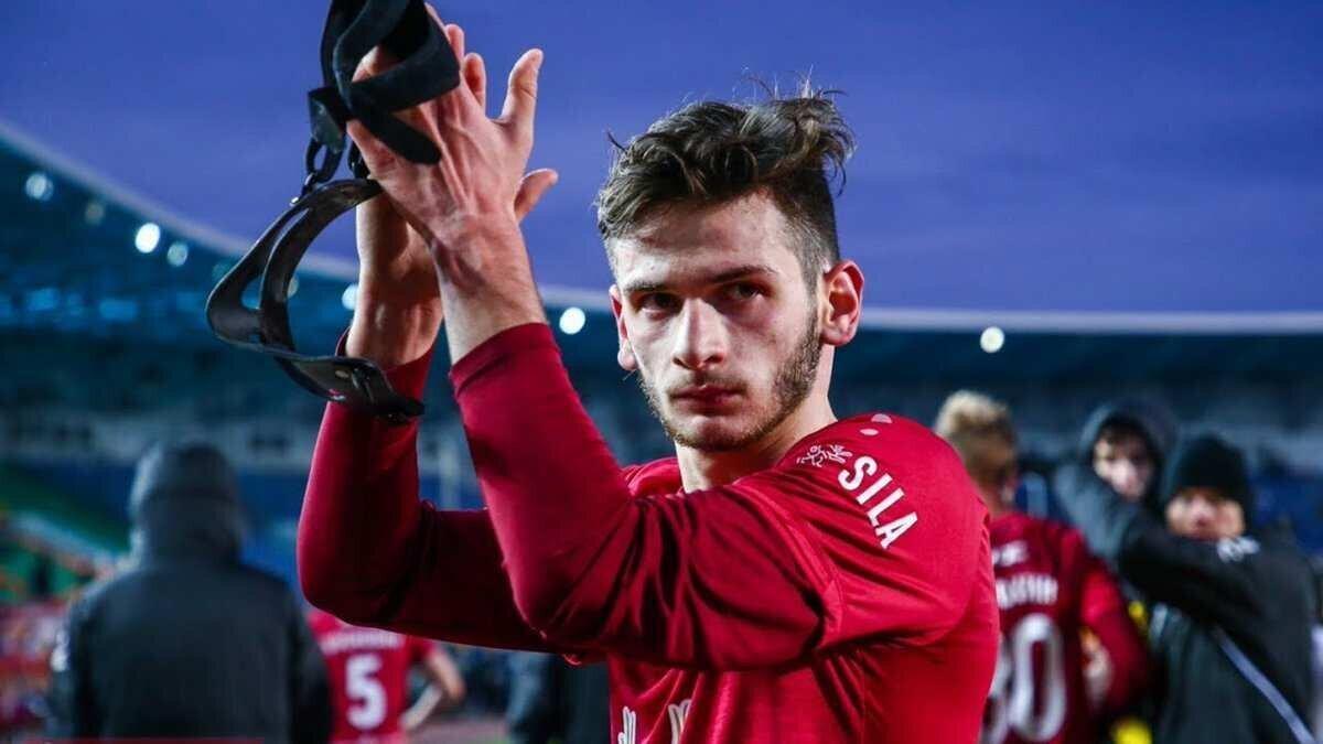 Georgian Footballers Worth Over Million Euro