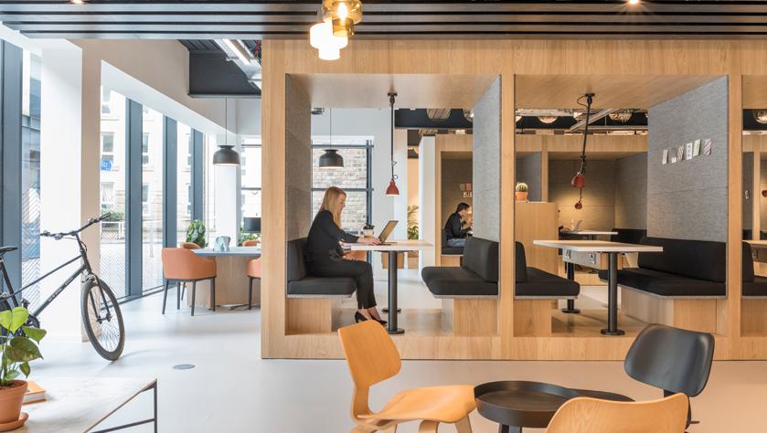 Demand on Coworking Spaces Will Increase – Cushman & Wakefield Georgia