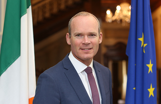 Irish foreign minister confirms Santa Claus is an essential worker