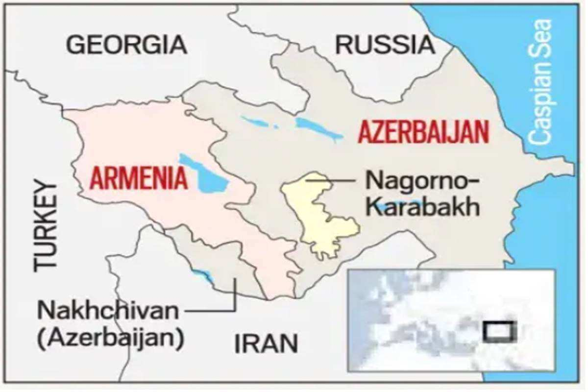 Peaceful Agreement over Nagorno-Karabakh to Change Geopolitical Situation in the South Caucasus