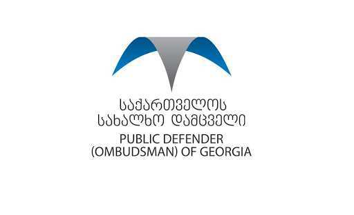 Public Defender's Statement on Necessity of Holding Talks to Resolve Political Crisis