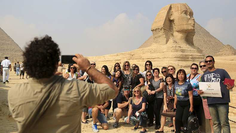 Turkey Probably to be Replaced by Egypt for Russian Tourists