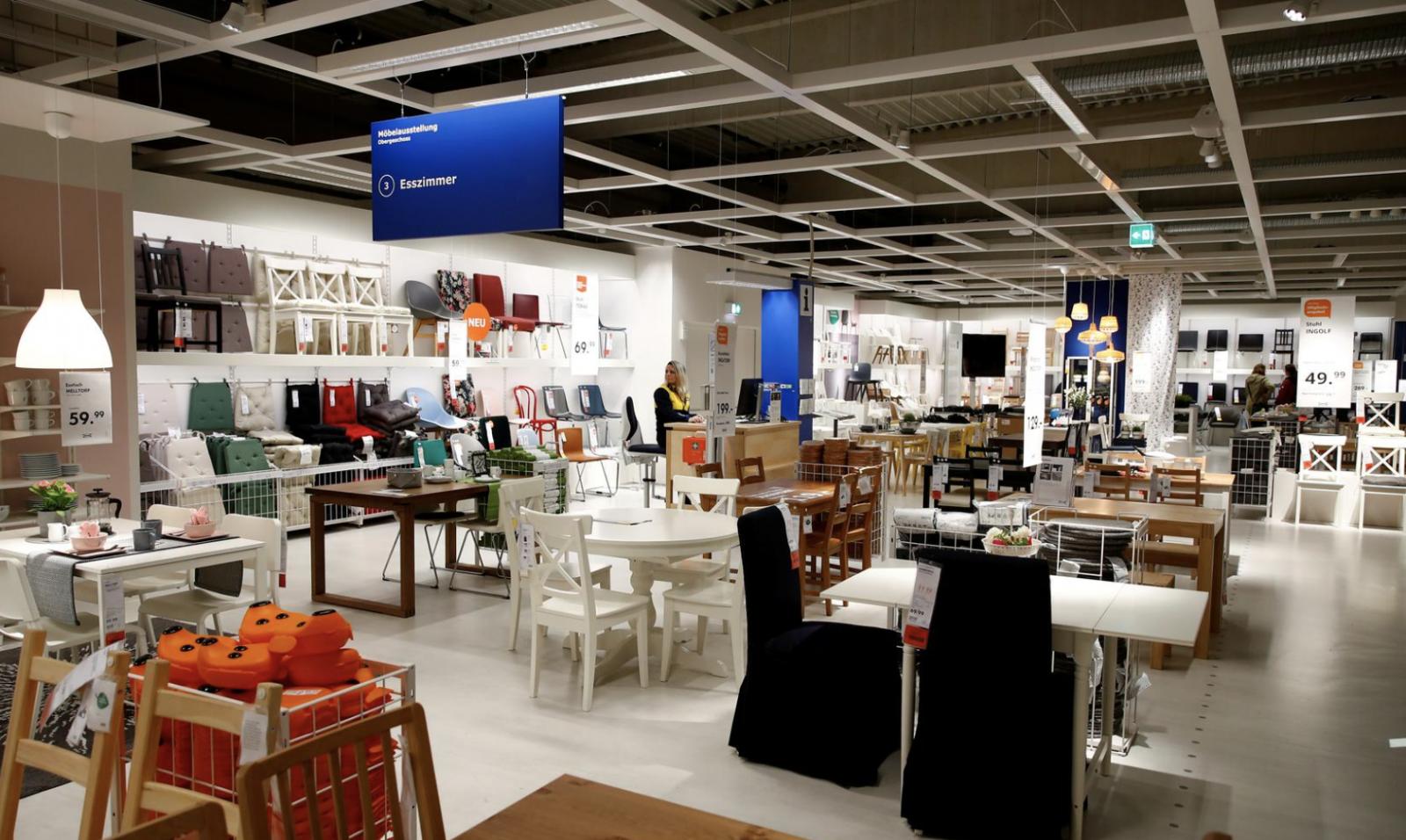 """Buy Back"" initiative from IKEA"