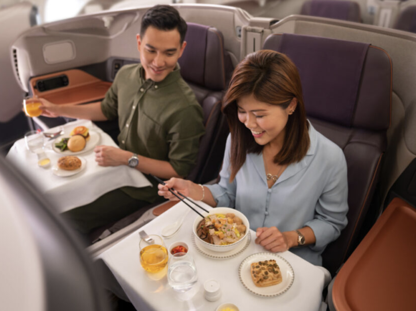 Airbus A380 Restaurant Tickets Sold Out in Just Half an Hour – Singapore Airlines