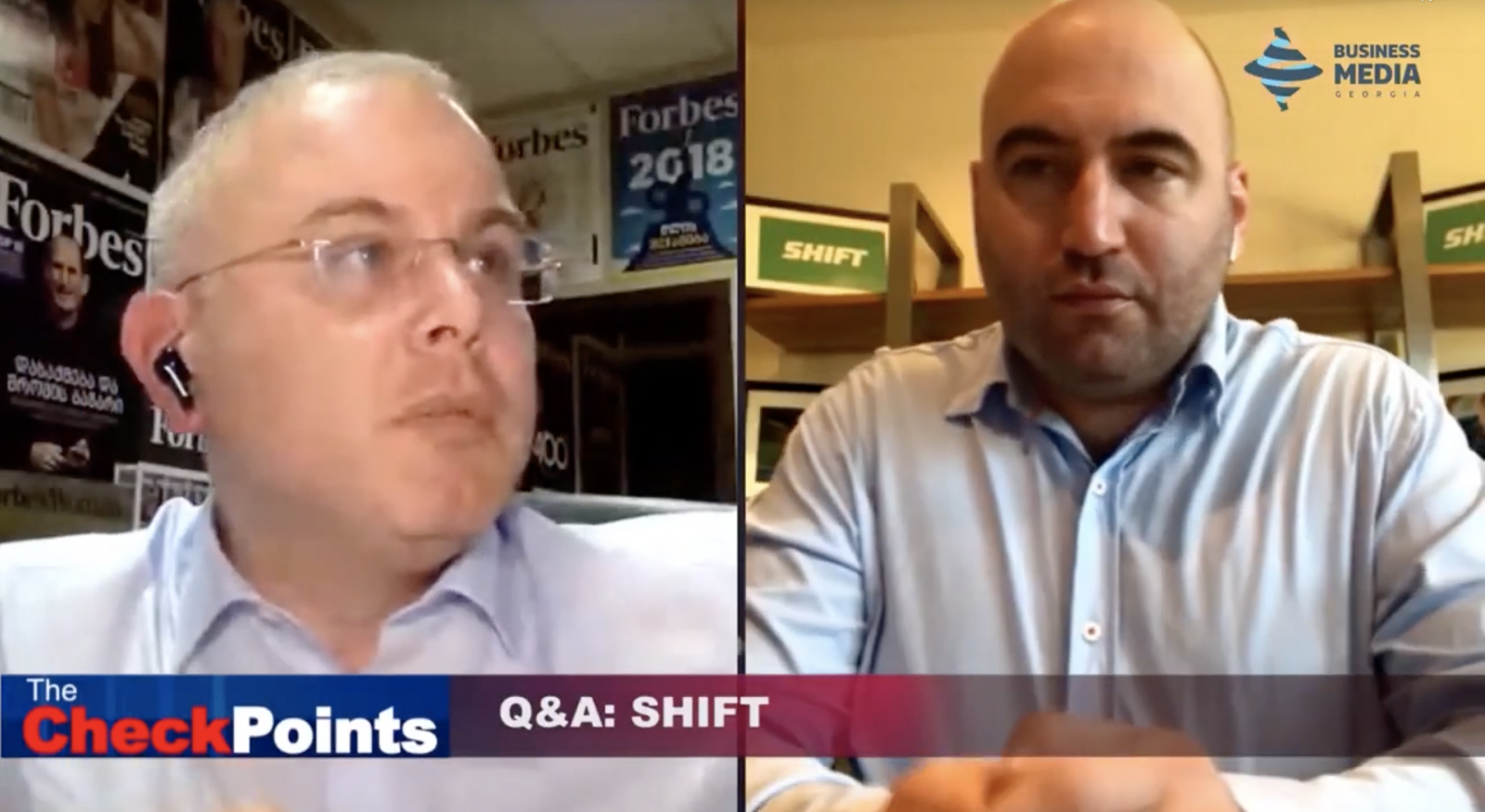 What's the Future for Shift? – George Arison Explains