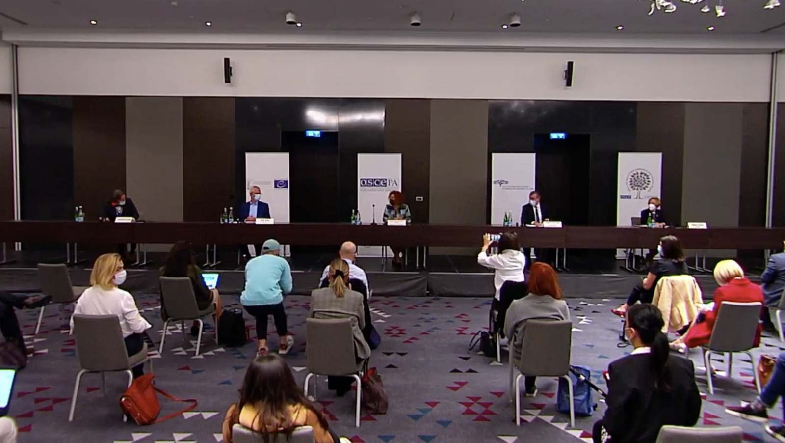 Main Comments From International Delegations