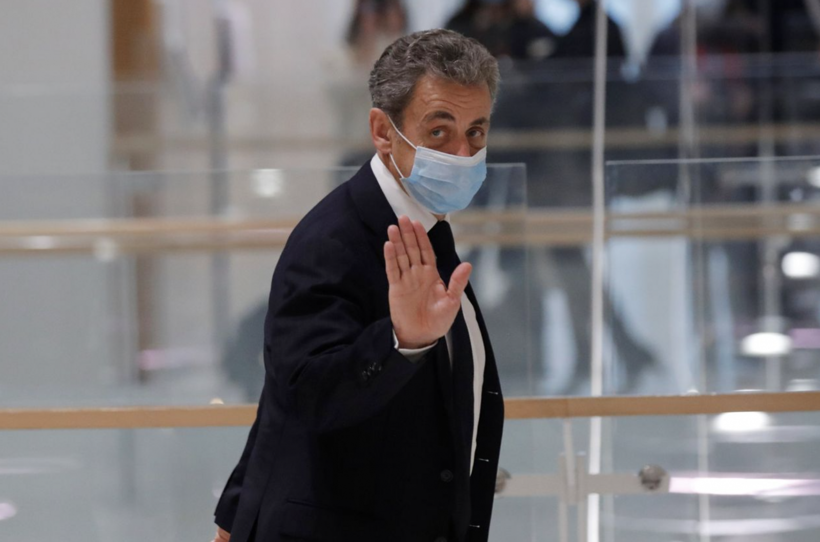 Corruption Trial of Former President Sarkozy Opens in France