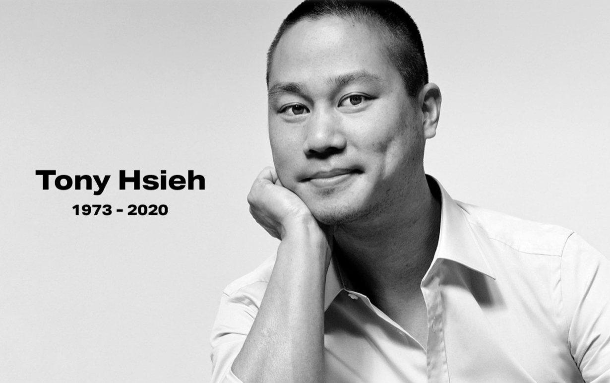 Tony Hsieh, Former CEO of Zappos, Dies at 46