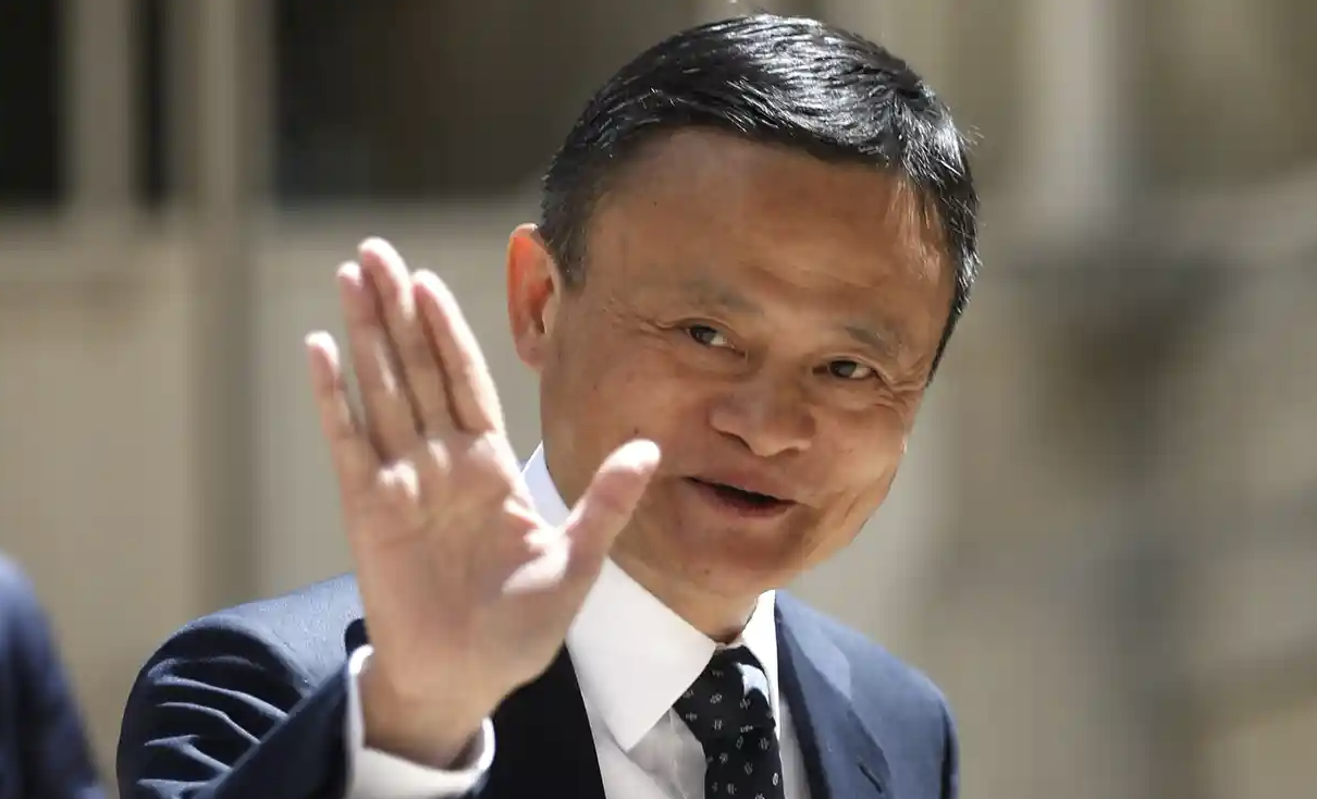 Chinese Billionaire Jack Ma Makes First Public Appearance in Months
