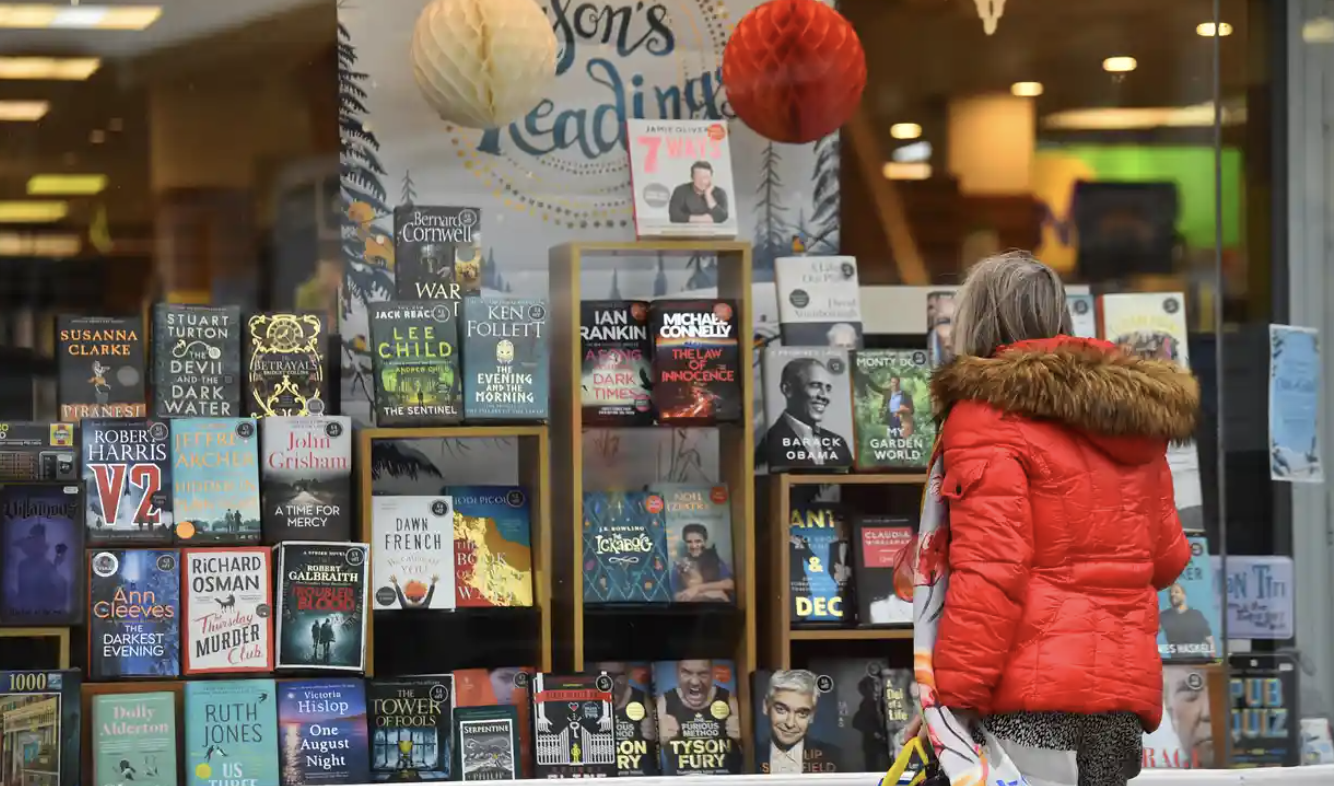 Book Sales Defy Pandemic to Hit Eight-Year High