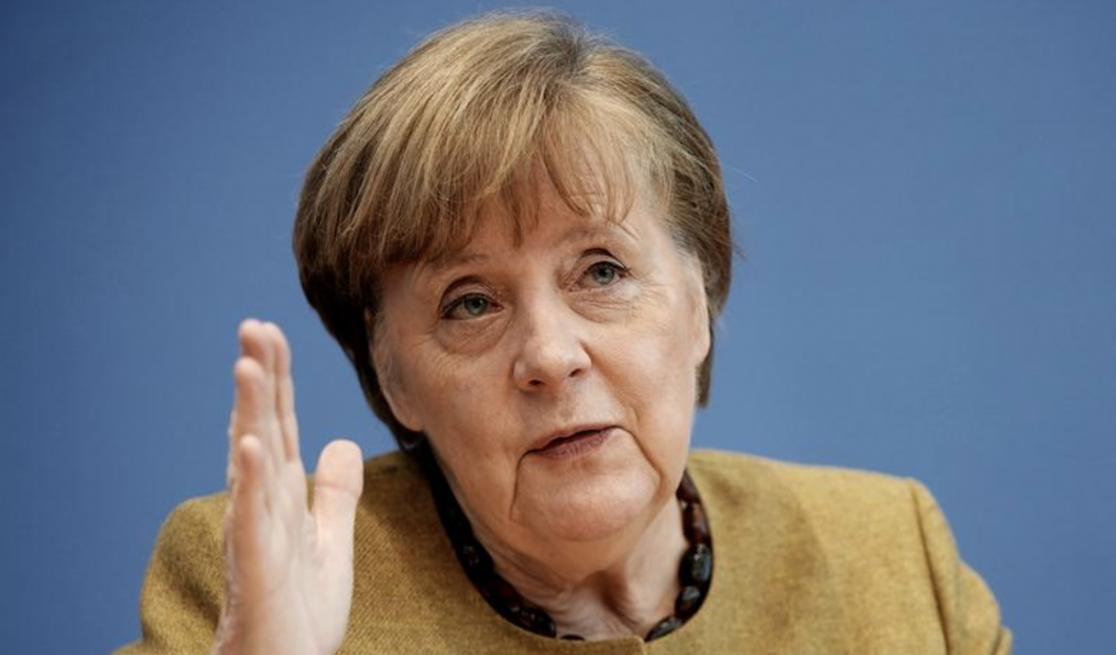 Merkel Hopes to Step Up Work on Digital Tax With Biden Administration