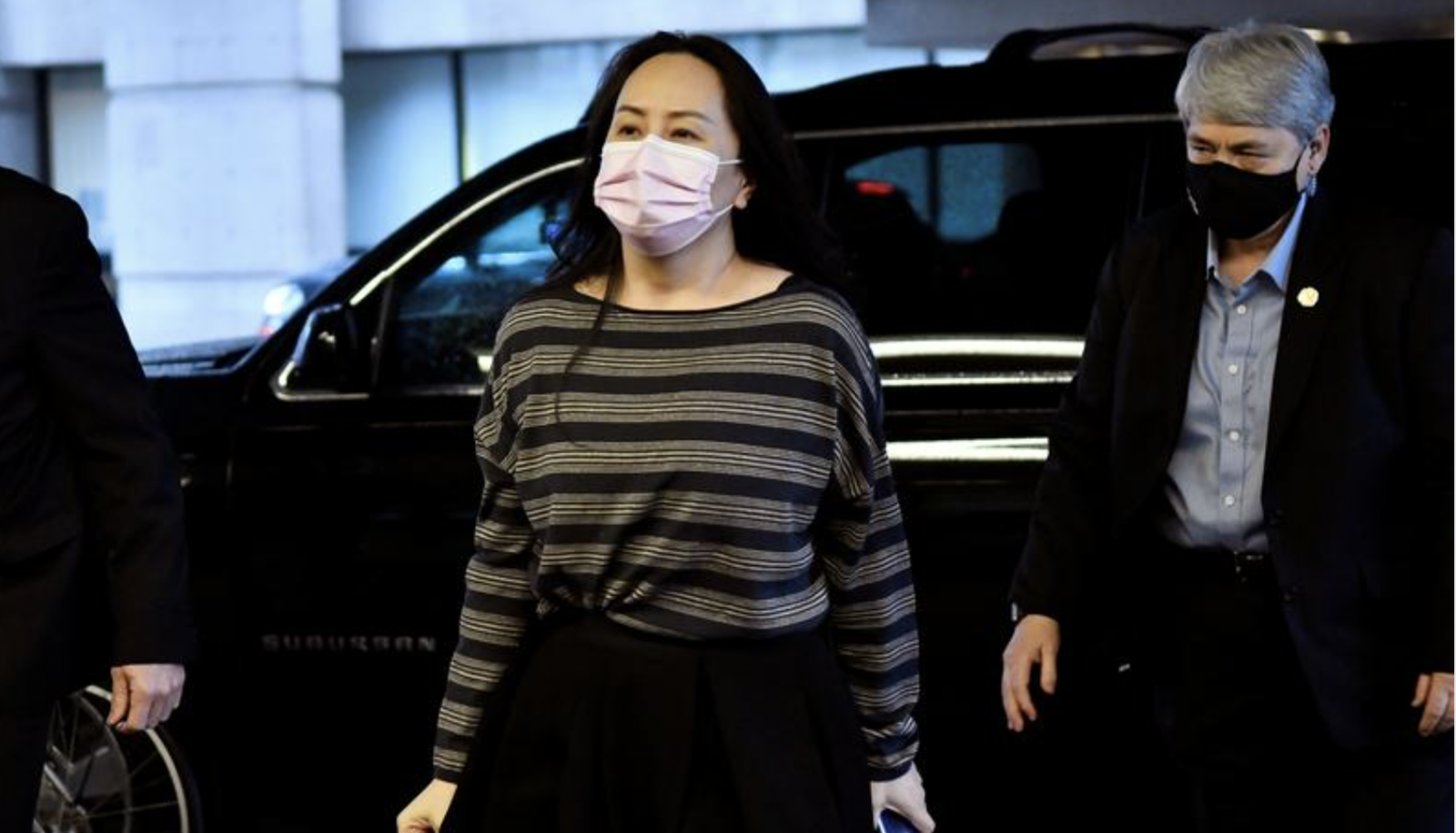 UK court blocks release of HSBC papers in Huawei CFO fraud case