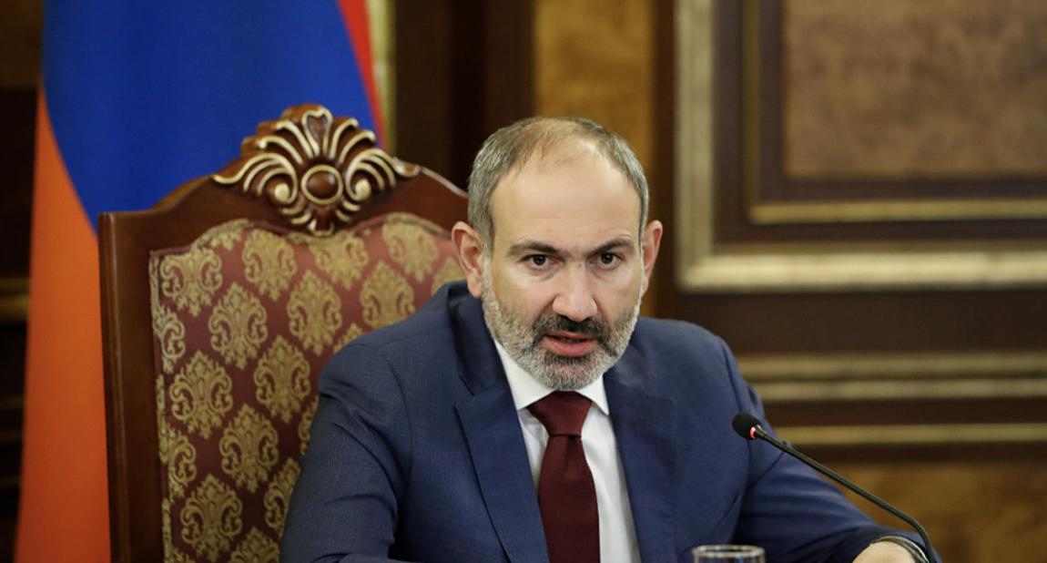 Armenian armed forces demand resignation of Prime Minister Nikol Pashinyan
