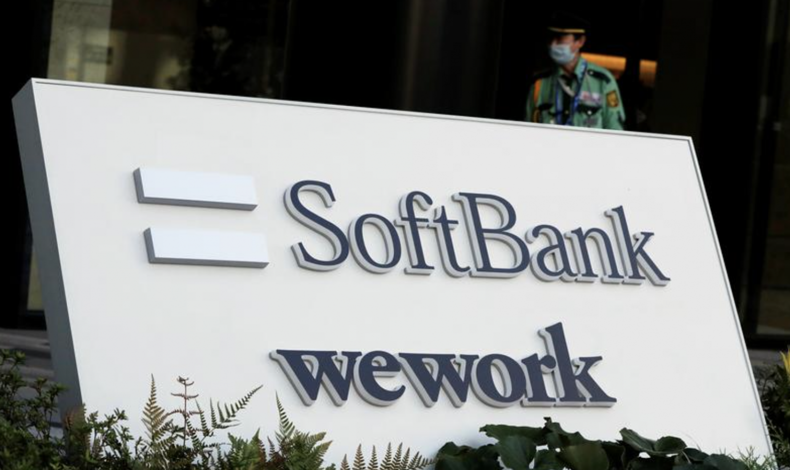 SoftBank reaches settlement with former WeWork CEO Neumann