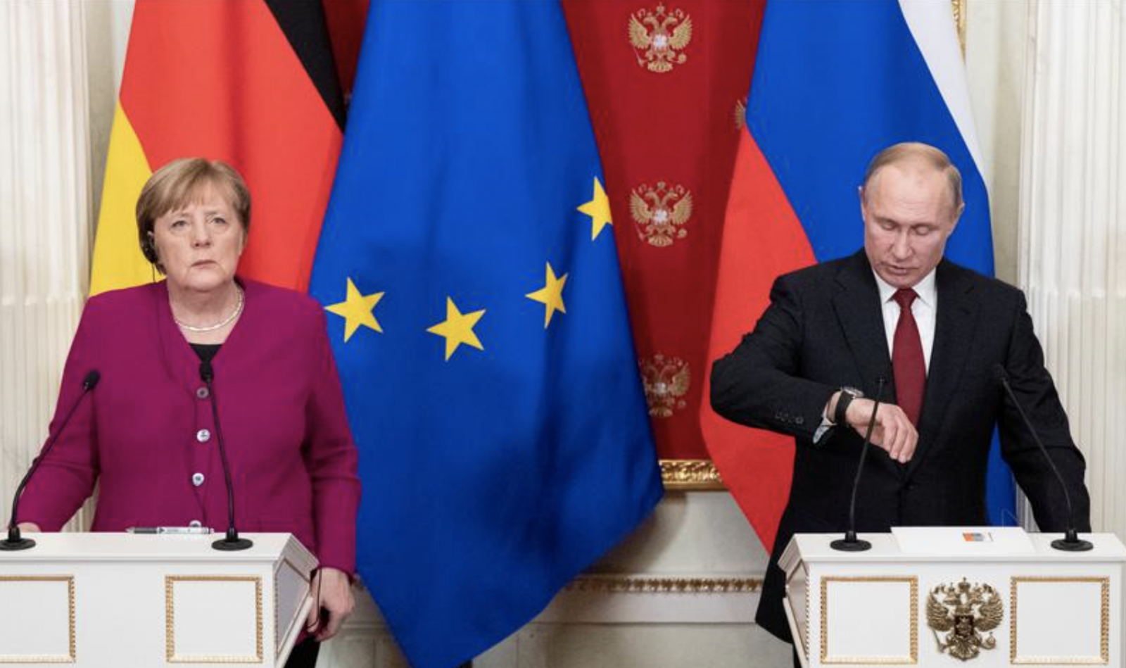 Germany is main target of Russian disinformation, EU says