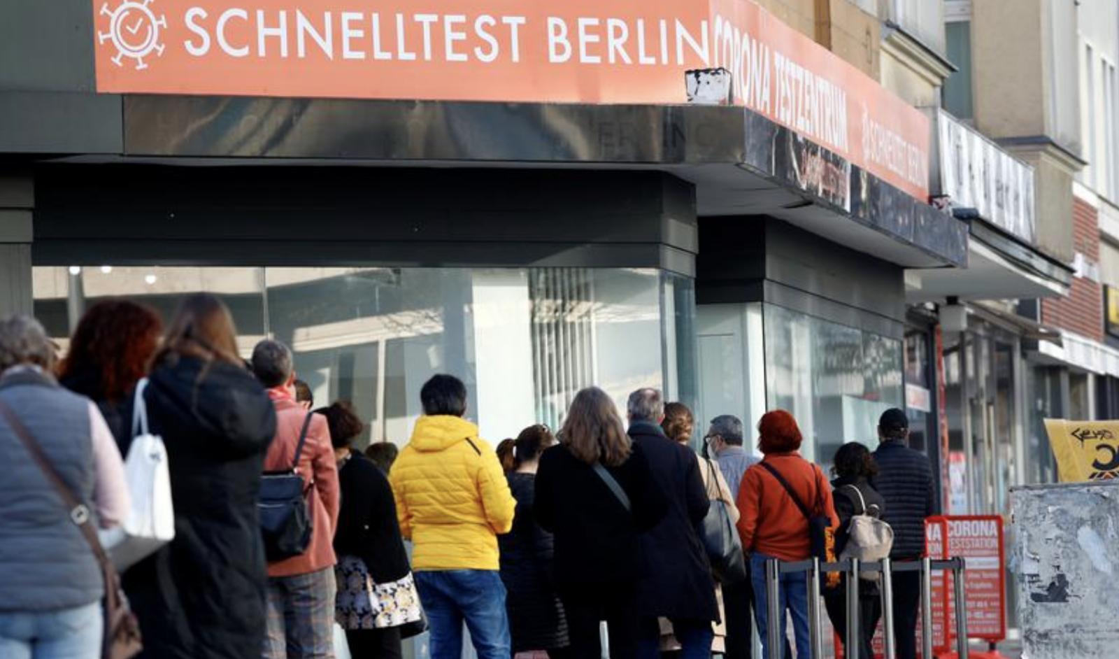 Merkel to take control from German states in pandemic battle