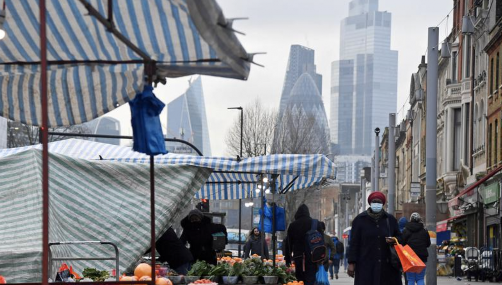 UK economy set to grow faster than the U.S. this year - Goldman