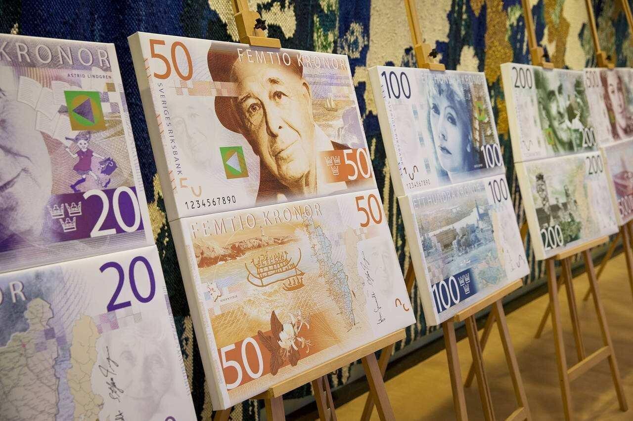 Fund Wealth of Sweden Increased