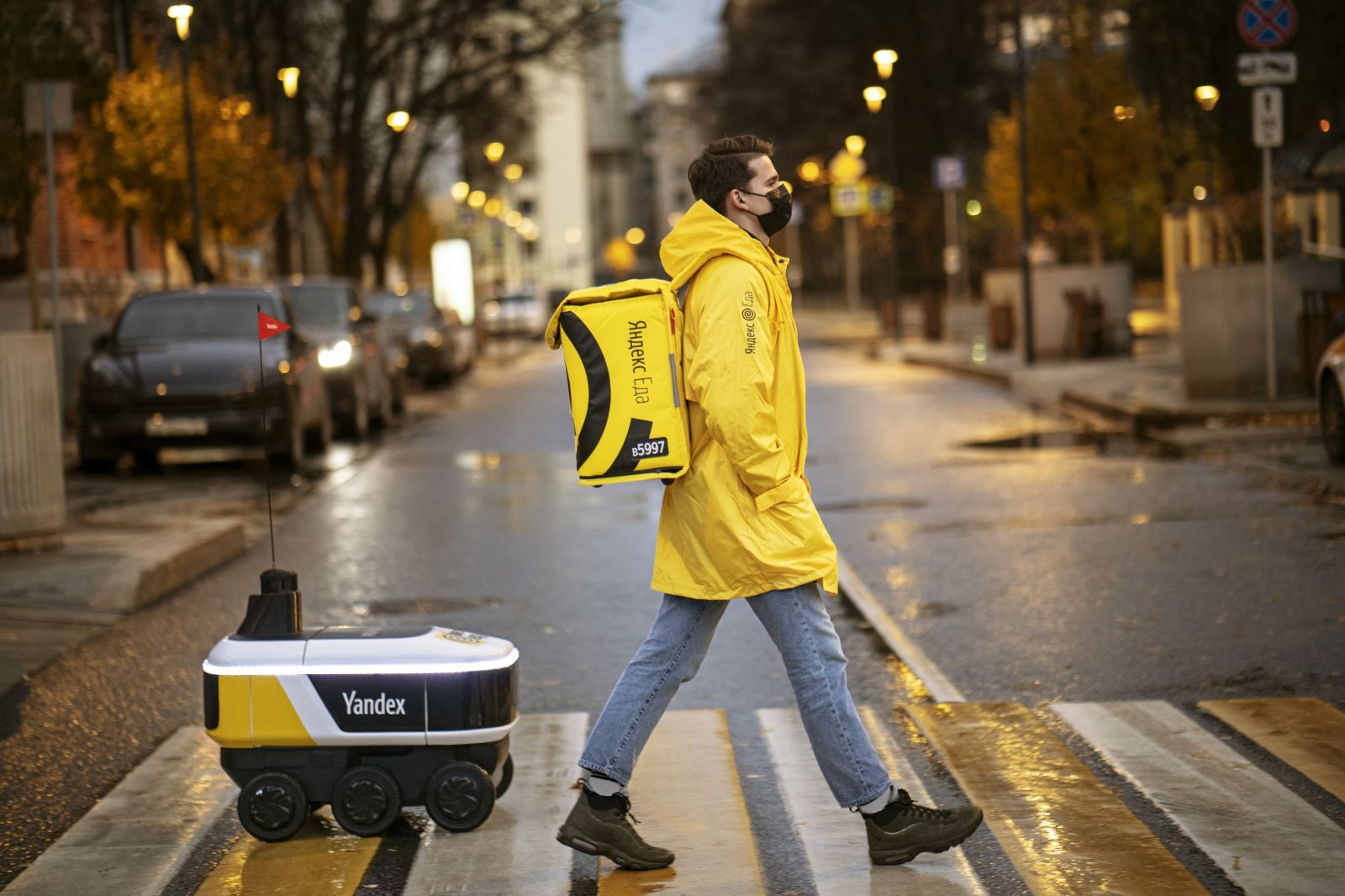 Russia's Yandex to Launch Rapid Delivery in France and London