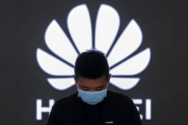 China's Huawei says 2020 sales rose despite US sanctions