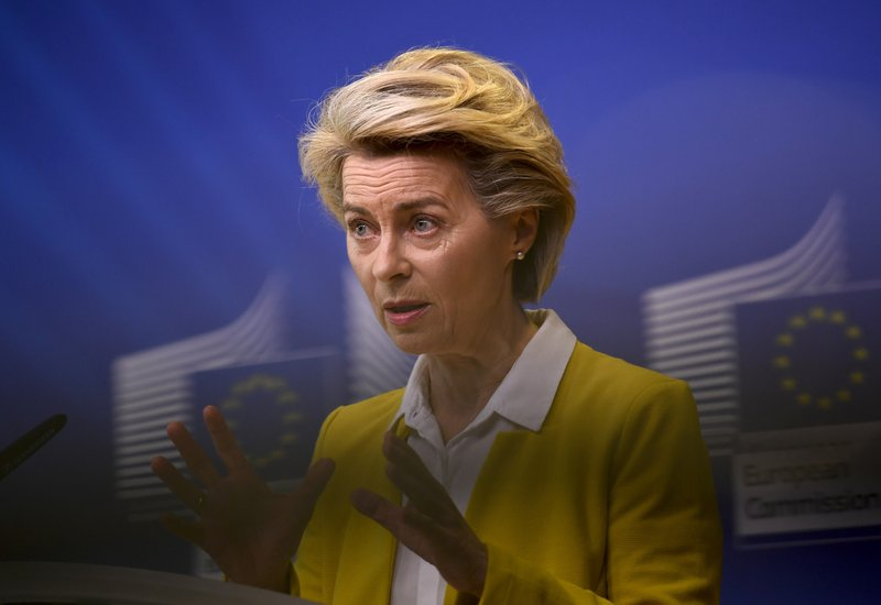 EU throws weight behind Pfizer-BioNTech and new technology